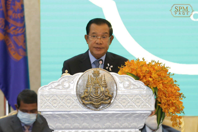 Hun Sen: Pandemic Relief Fund Only Temporary