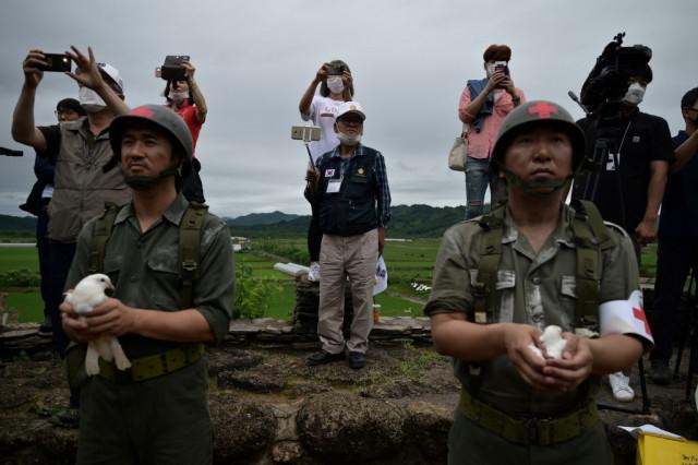 Korean War still weighs on lives in South