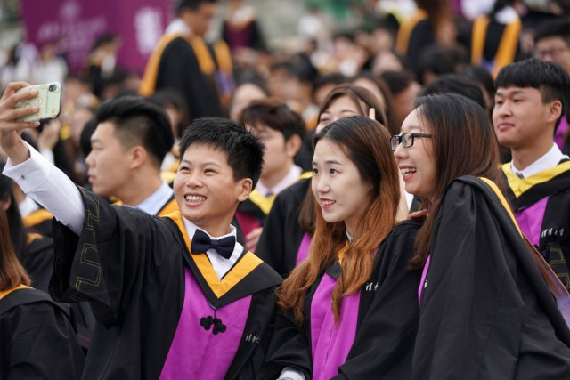 Chinese universities see growing proportion of teachers with doctoral degrees
