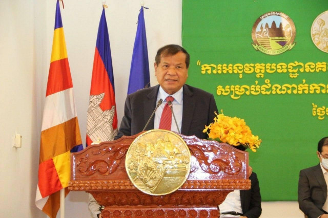 COVID-19 to Delay Cambodia's Tourism Targets by 5 Years