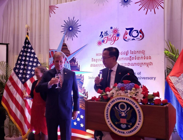 The U.S. Remains Committed to Democratic and Sovereign Cambodia