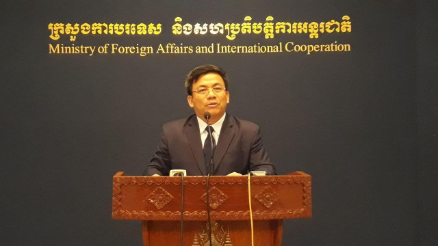 Cambodia Says It Has Complied with the UN Sanctions on North Korea
