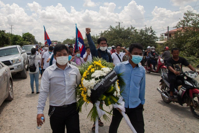 Kem Ley's Memorial: A Day of Peaceful Gathering Interrupted