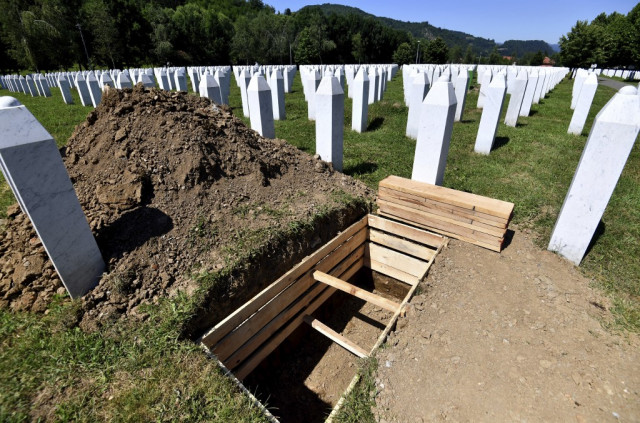 International courts 'more needed than ever', 25 years after Srebrenica