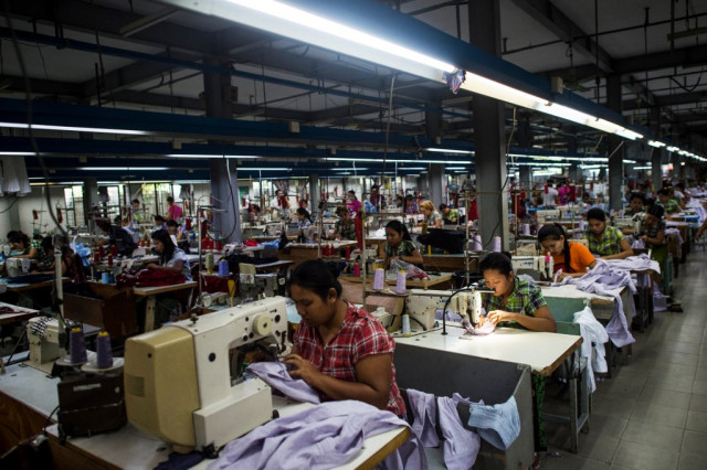 Asia's garment workers say virus used as cover to smash unions