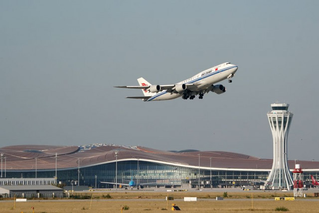 China allows three airlines more international flights