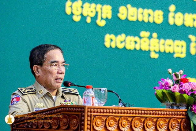 Nearly 2,000 Foreign Nationals Are in Jail in the Country, Cambodian Authorities Say