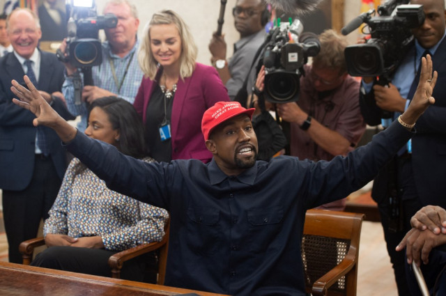 Kanye West's presidential run: real or for show?