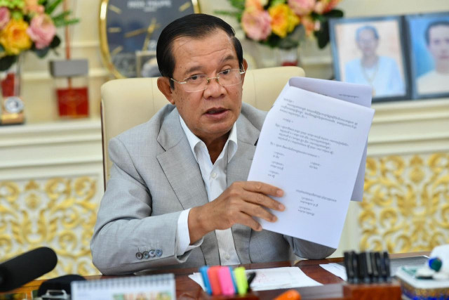 Prime Minister Hun Sen Confirms that Cambodia's Gold Reserve Is Even Larger than Last Year