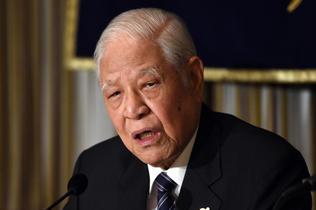 Former Taiwan president dubbed 'Mr Democracy' dies aged 97