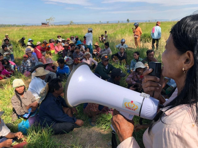 Cambodian Farmers Granted Class Action Lawsuit Status in Mitr Phol Dispute