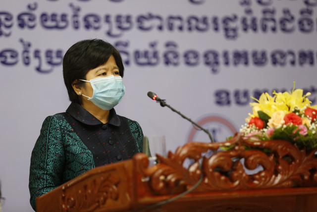 Senior US Diplomat Tests Positive for COVID-19 upon Return to Cambodia