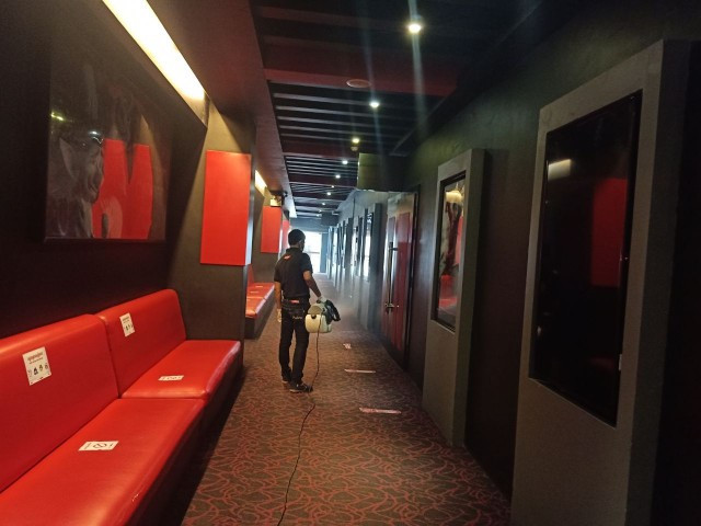 Cinemas and Theaters Must Follow Strict Health Measures when They Reopen, the Ministry of Culture Says