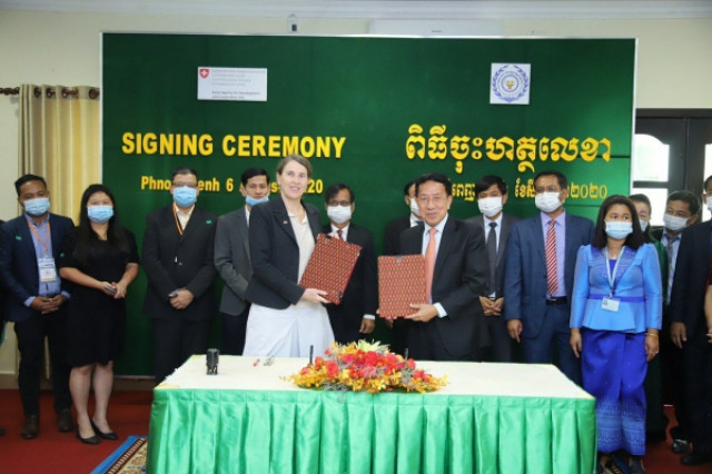 Cambodia Launches an Online Platform for Vocational and Technical Training