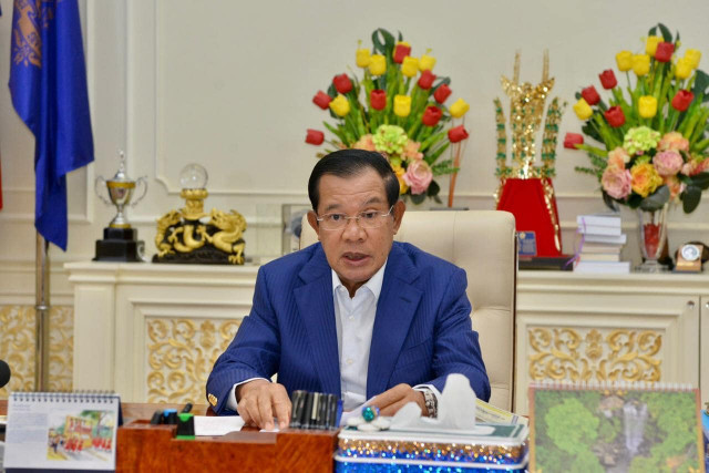 Hun Sen Calls on World Leaders to Make the COVID-19 Vaccine Available to All