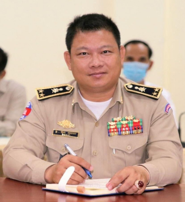 Kampong Thom Provincial Police Chief Suspended over Sexual Harassment Allegations