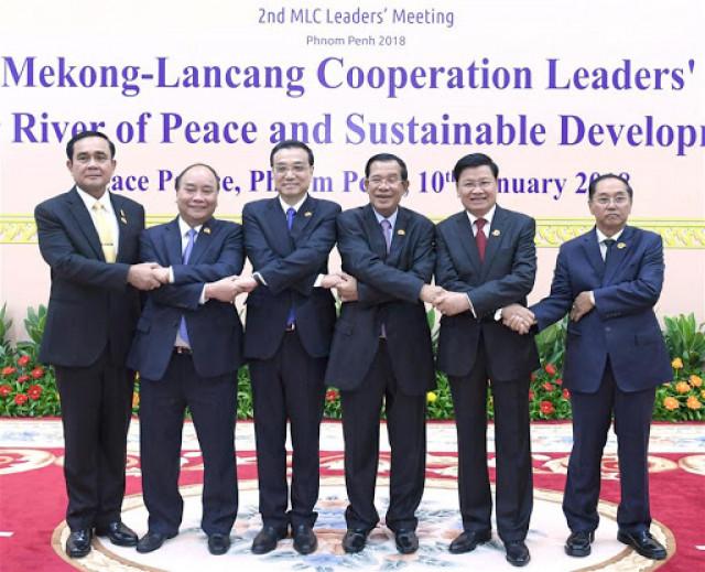 Hun Sen to Take Part in the 3rd Mekong-Lancang Cooperation Meeting