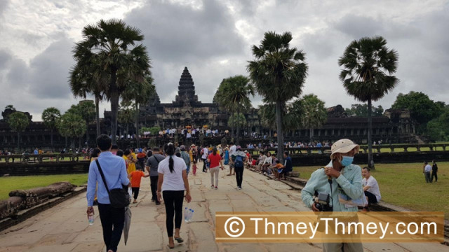 Tourism resorts across Cambodia ready to welcome tourists during holiday with COVID-19 preventive measures