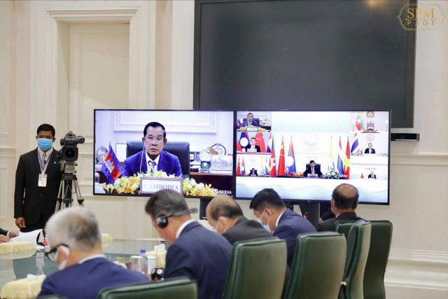 Cambodia Voices Support for China's Plan to Develop Mekong River