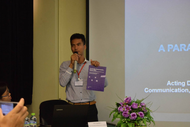 On Studying Media Management in Cambodia