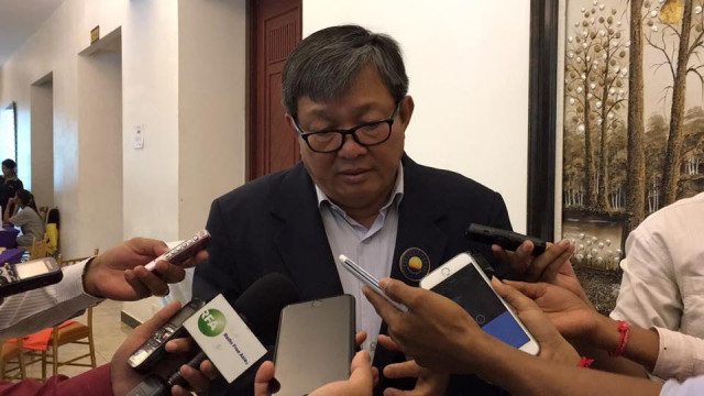 Son Chhay Requests to Have the Ban Keeping Him Out of Politics Lifted