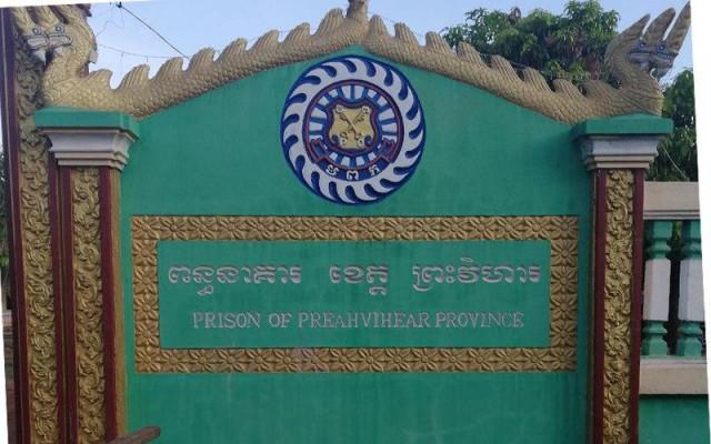 Influenza Outbreak in Preah Vihear Prison