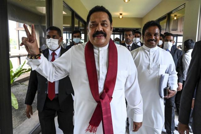 All in the family: Sri Lanka's political Rajapaksa dynasty