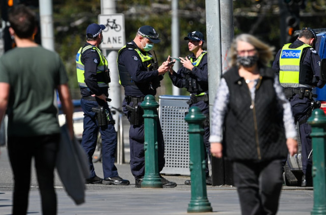 Australia extends Melbourne lockdown despite drop in cases