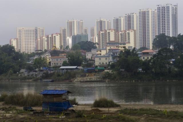China locks down city on Myanmar border over coronavirus