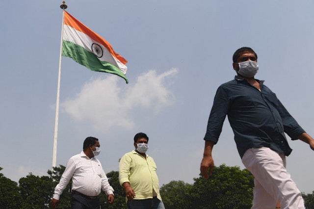 India virus cases soar as EU warns against 'vaccine nationalism'