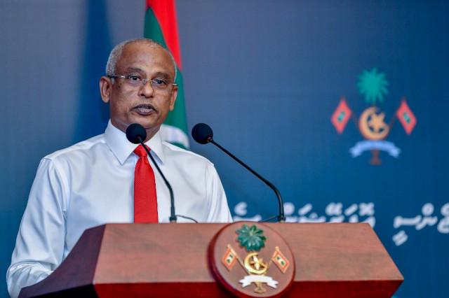 India to loan virus-hit Maldives $250m