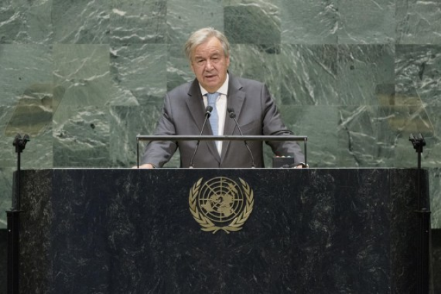 Global challenges can only be addressed by reinvigorated multilateralism: UN declaration