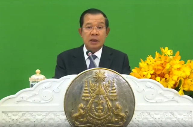 PM Hun Sen Lashes Out at Western Nations