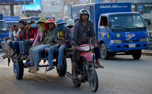 ADB: Cambodian Economy to Shrink -4.0 Percent in 2020 and Bounce Back in 2021
