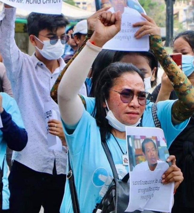 Health of Detained Activist Deteriorating Behind Bars