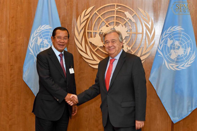 Cambodia Accuses UN of Lying about Intimidation of Activists