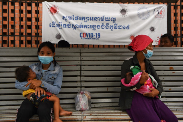 New Cases of COVID-19 Found in Siem Reap and Phnom Penh