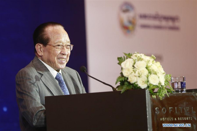 """Cambodian deputy PM urges outsiders to avoid """"provocation"""" over South China Sea issue"""