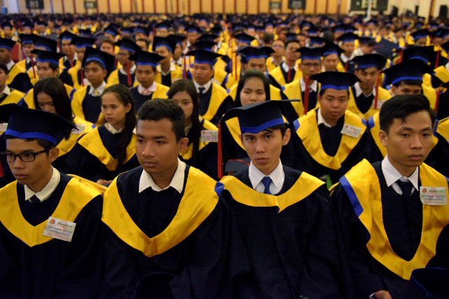 How Can Scholars Contribute to the Development of Cambodia?