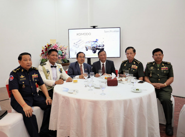 Indonesian Ambassador hopes for Cambodia and Indonesia to Cooperate in the Defense Industry Sector