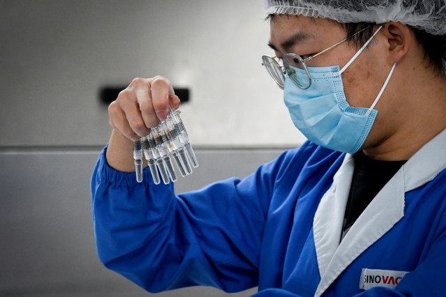 China joins deal to get Covid-19 vaccine to poorer nations