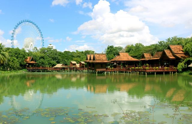 Cambodian Cultural Village to Close for Good