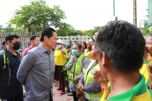 City Hall Demands Cintri Workers Return to Work