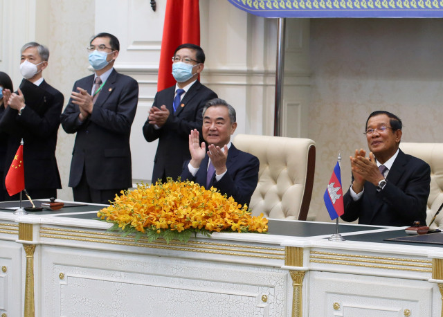 Cambodia Forges Closer Ties with China by Signing Bilateral Trade Deal