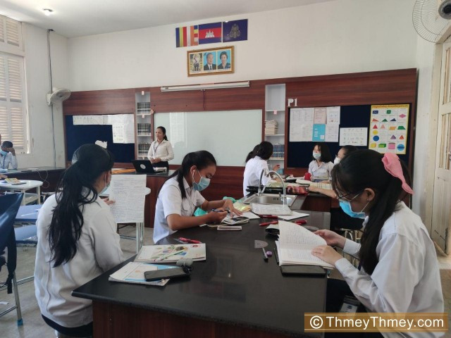 New Generation Schools in Cambodia: Aim and Focus