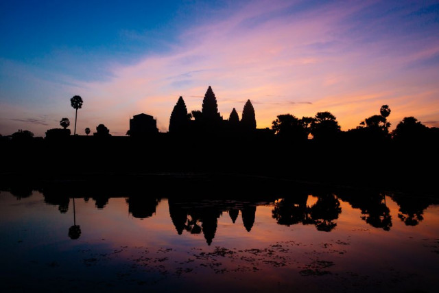 Int'l tourist arrivals to Cambodia down 72 pct in first 8 months due to COVID-19