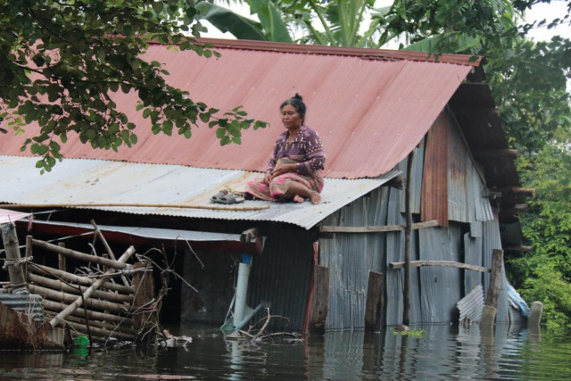 The Death Toll from Floods in Cambodia Climbs to 18
