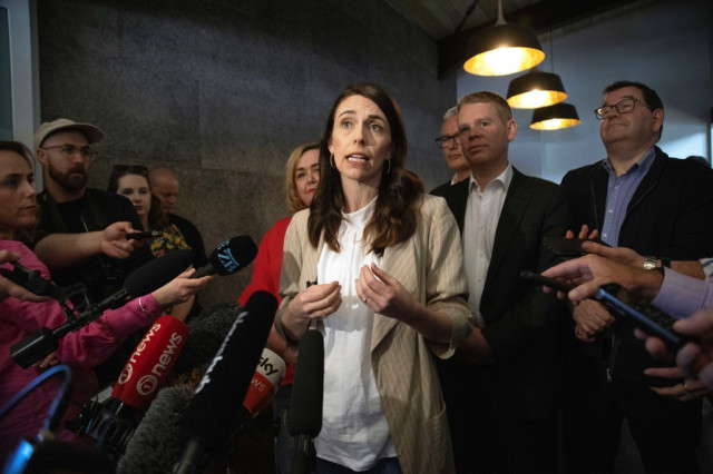 New Zealand opposition dares victorious Ardern to deliver