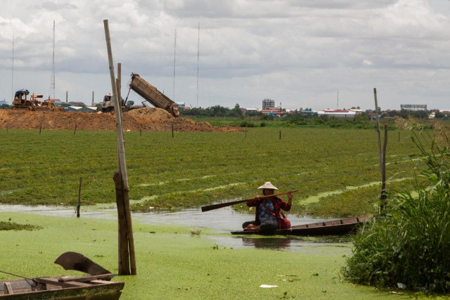 Reckless Development: The Loss of Phnom Penh's Wetlands Puts the City at Risk