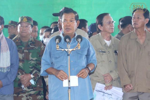 PM Hun Sen Warns Against Demonstrating on Paris Peace Agreement Anniversary
